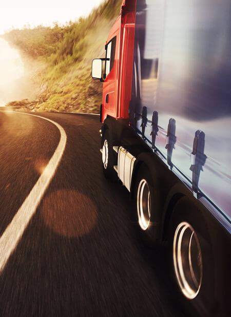 Transporte Rodoviário de Carga e Suprimentos